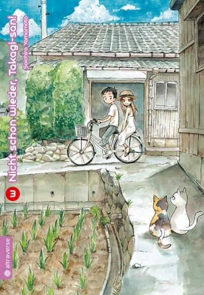Nicht schon wieder, Takagi-san!, Band 03