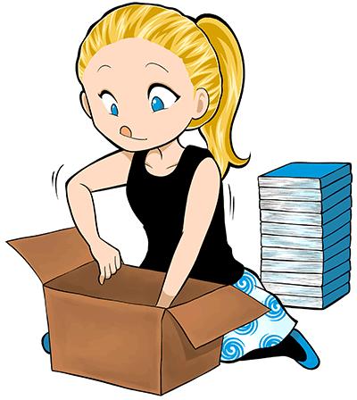 Dein Manga Paket von altraverse