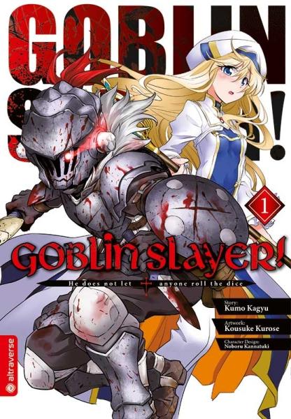 Goblin Slayer!, Band 01