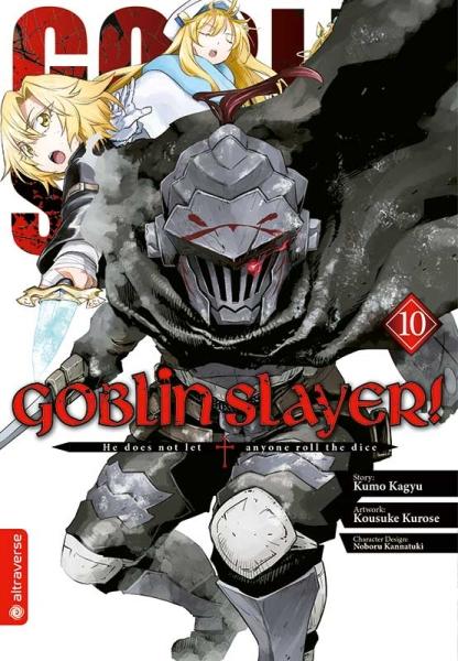 Goblin Slayer!, Band 10