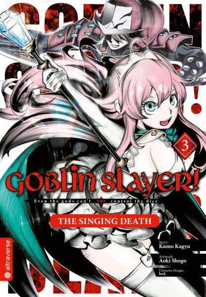 Goblin Slayer! The Singing Death, Band 03