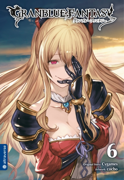 Granblue Fantasy, Band 06