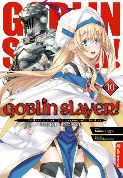 Goblin Slayer! Light Novel, Band 10