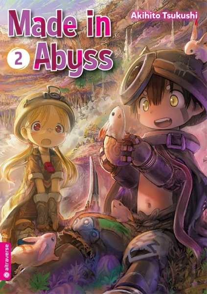 Made in Abyss, Band 02