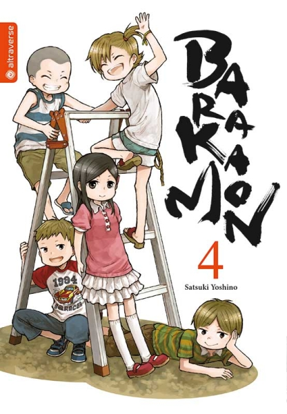Barakamon, Band 04