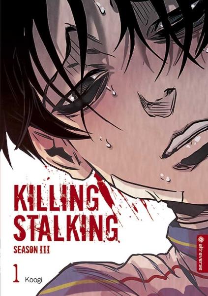 Killing Stalking – Season III, Band 01