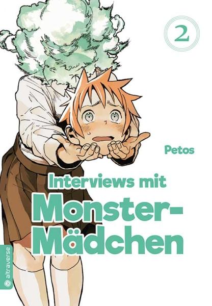 Interviews mit Monster-Mädchen, Band 02