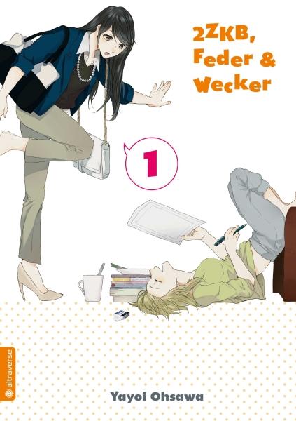 2ZKB, Feder & Wecker, Band 01