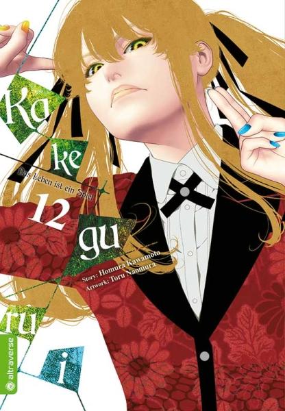 Kakegurui – Das Leben ist ein Spiel, Band 12