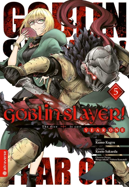 Goblin Slayer! Year One, Band 05