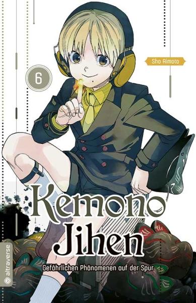 Kemono Jihen – Gefährlichen Phänomenen auf der Spur, Band 06