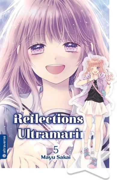 Reflections of Ultramarine, Band 05 mit Figur