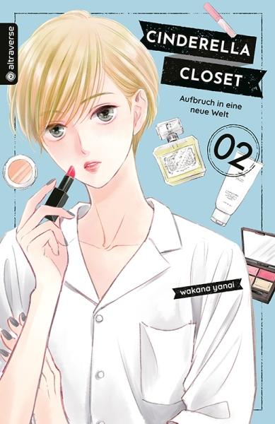 Cinderella Closet – Aufbruch in eine neue Welt, Band 02