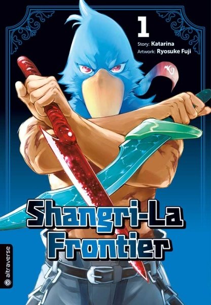 Shangri-La Frontier, Band 01