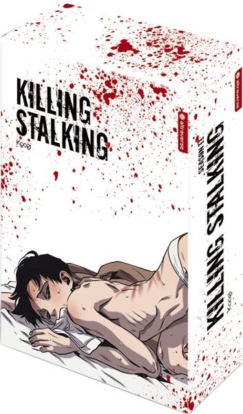 Killing Stalking – Season II Complete Box, Band 01-04