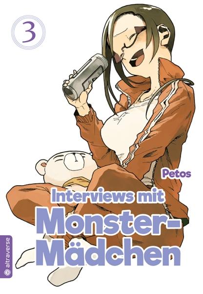 Interviews mit Monster-Mädchen, Band 03