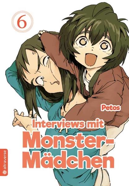 Interviews mit Monster-Mädchen, Band 06